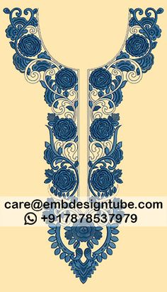 Gold Embroidery, Embroidery Patterns, Latest Embroidery Designs, Motifs, Kaftan, Blouse Designs, Color Combinations, Kurti, Needlework
