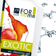 Exotic WC Cleaning Gel