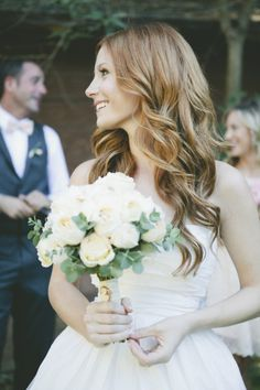 perfect Bridal hair    Photography by http://edwardscottfoto.com/ and http://www.lovebirds-lace.com/