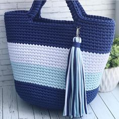 Crochet Bag Pattern ideas for This Year Trends - Page 42 of 45 - crochet patterns, crochet patterns free, crochet patterns for beginners, knitting patterns, free crochet patterns Free Crochet Bag, Crochet Tote, Crochet Handbags, Crochet Purses, Love Crochet, Tunisian Crochet, Double Crochet, Crochet Designs, Crochet Patterns