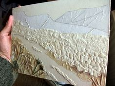 collagraph board