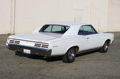 White 1967 GTO - Rear Shot 1967 Gto, 67 Pontiac Gto, Gto Car, Fancy Cars, Le Mans, Northern California, Airplanes, Hot Wheels, Division