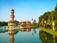 Bang Pa-In Palace #Thailand #Ayuttaya #Travel