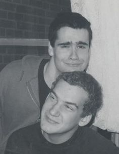 Baby Punk - Ian MacKaye and Henry Rollins in their teens