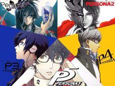 Persona Protagonistas without Maya Persona 5, Otaku, Mahouka Koukou No Rettousei, Best Rpg, Shin Megami Tensei Persona, Akira Kurusu, Kaichou Wa Maid Sama, Manga, Games