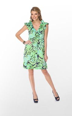 Lilly Pulitzer dress just purchased for sister's bridal shower