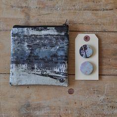 bookhou drop cloth pouch no.37 <3