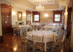 Corporate Events at Oatlands House