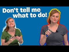 STOP giving advice in English! - YouTube Learn English For Free, Giving, To Tell, Told You So, Advice, Learning, Sayings, Youtube, Videos