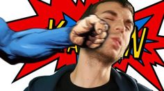So What Would Happen if Superman Punched You in the Face?