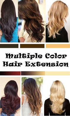 Blond hair sexy makeover great lengths hair extension www here multiple color hair extension for you love your hair love your life pmusecretfo Image collections
