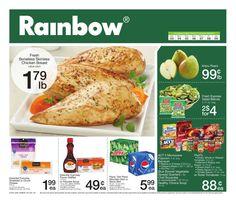 Rainbow Flyer Jan 3 - 9, 2016 - http://www.kaitalog.com/rainbow-weekly-ad.html