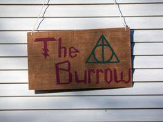 Sign for The Burrow house in Oxford, Ohio. Miami University, The Burrow, Ohio, Oxford, Signs, House, Decor, Columbus Ohio, Decoration