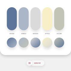 Color psychology meaning of Flat Color Palette, Pantone Colour Palettes, Colour Pallette, Color Palate, Pantone Color, Color Psychology, Psychology Meaning, Branding, Design Graphique