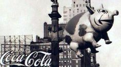 images of old macy's thanksgiving parade | seriously creepy Macy's Thanksgiving Day Parade balloons