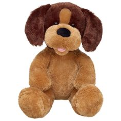 build a bear workshop dogs | 14 in. Cute Caramel Pup - Build-A-Bear Workshop US