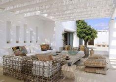 40 Mediterranean Terrace And Patio Decor | ComfyDwelling.com