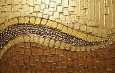 Road paved with gold