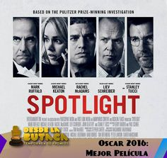 La Mejor Película de este año se lo lleva #Spotlight! Una gran historia a tomar en cuenta para disfrutar en el cine. #DLB #DesdeLaButaca Lee más al respecto en http://ift.tt/1hWgTZH Lo mejor del Cine lo disfrutas #DesdeLaButaca Siguenos en redes sociales como @DesdeLaButacaVe #movie #cine #pelicula #cinema #news #trailer #video #desdelabutaca #dlb