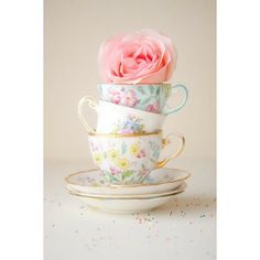 """A Little Princess it's always tea-time "" -Lewis Carroll, Alice in... ❤ liked on Polyvore"