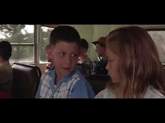 """excluding/including Forrest Gump Bus Scene--leave out part with driver smoking and cut out before she says """"Are you stupid. Forrest Gump 1994, You Stupid, Bing Video, Freddy Krueger, Nightmare On Elm Street, Elizabeth Taylor, First Time, Childhood, Scene"""