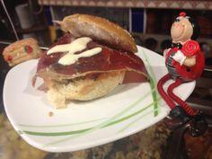 mini hamburguesa en la Abaceria II, de Mar