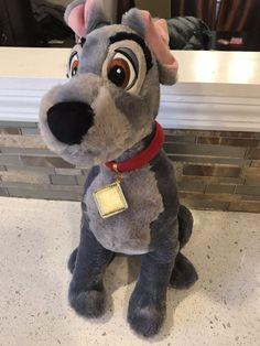 8.5-Inch Disney Tsum Nemo Squeak Dog Toy Medium