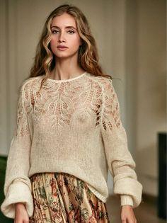 Mohair Sweater, Men Sweater, Mes Demoiselles Paris, Site Mode, Fashion Designer, Summer Knitting, Online Fashion Stores, Vivienne, Crochet Clothes