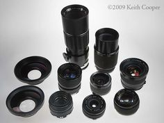 using old lenses on a modern digital slr camera