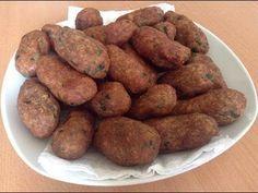 Kıbrıs Köftesi (Patates Köftesi) - YouTube