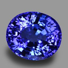 Ultrasonic Cleaner Bath for Jewelry Glasses Manicure Dental Razor Brush Minerals And Gemstones, Crystals Minerals, Rocks And Minerals, Stones And Crystals, Blue Gemstones, Gems Jewelry, Stone Jewelry, Jewellery, Tanzanite Gemstone