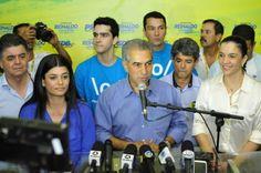 JORNAL CORREIO MS: ELEIÇÕES 2014: Reinaldo revela que já falou com Pu...