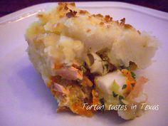 Scottish Recipes - Fish Pie