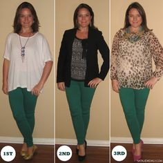 How to Dress for the In-Between. Weight Loss Style on the Blog | Signature Style #signaturestyle