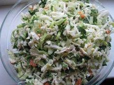 Мой похудательный салат (с сельдереем)