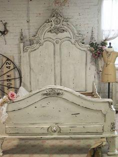 shabby shic schlafzimmer vintage möbel