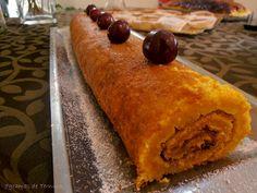 7gramas de ternura: Torta de Cenoura e Côco