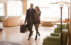 'In Time' — Justin Timberlake and Amanda Seyfried