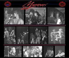 Mazarati.   Mid 1980's. Love these guys!!  Screenshot by Lightshot
