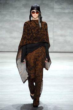 Sfilata Nicholas K - Autunno-Inverno 2015-2016 - New York - Moda - Elle