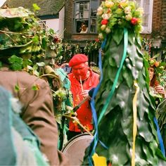 This chap really stood out amongst all the green folk. Anyone know anything about him?    #analog #filmisnotdead #shootfilm #film#35mmphotography #filmphotography #filmcamera #filmphoto #filmstagram #filmforever #filmcommunity #35mmers #35mmfilm #lovefilm #analogphotography #analogvibes #analogfilm #olympus  #hastings #mayday #mayday2017 #maydayparade #jackinthegreen #jackinthegreen2017 #jackinthegreenhastings