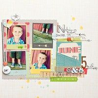 A Project by MaggieHolmes from our Scrapbooking Gallery originally submitted 03/25/13 at 02:08 PM