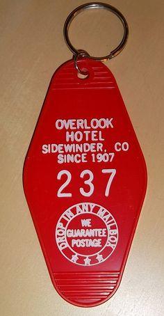 Overlook Hotel Shining Vintage style Hotel by RosendaleRetro
