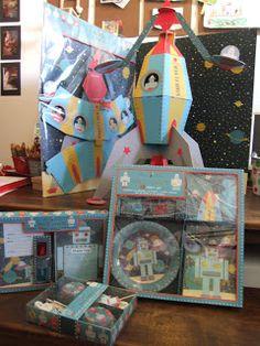 Projetos Inventivos - festa astronauta