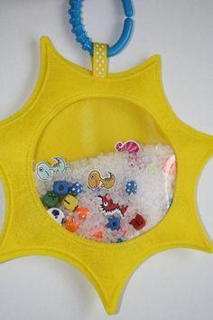 Baby Sensory, Sensory Toys, Preschool Art, Preschool Activities, Toddler Toys, Baby Toys, Spy Bag, Sensory Blocks, Quiet Book Templates