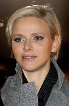 Princess Charlene, is seen during the St. Devote festivities, 26.01.2015, in Monaco.