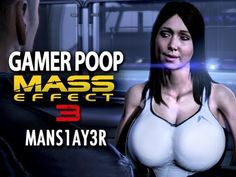 Gamer Poop - Mass Effect 3 This gave me a good laugh