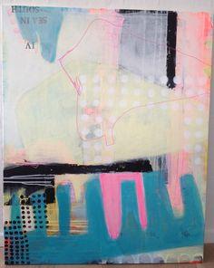 Betina Wessberg: Malerier
