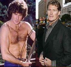 25 Celebrities Before And After Fame