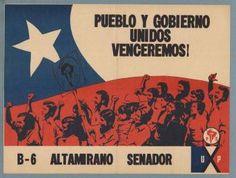 Carlos Altamirano, Partido Socialista. Elecciones parlamentarias 1973 Chile, Old Ads, Latin America, Posters, Women In History, Socialism, Favorite Things, Unity, Identity